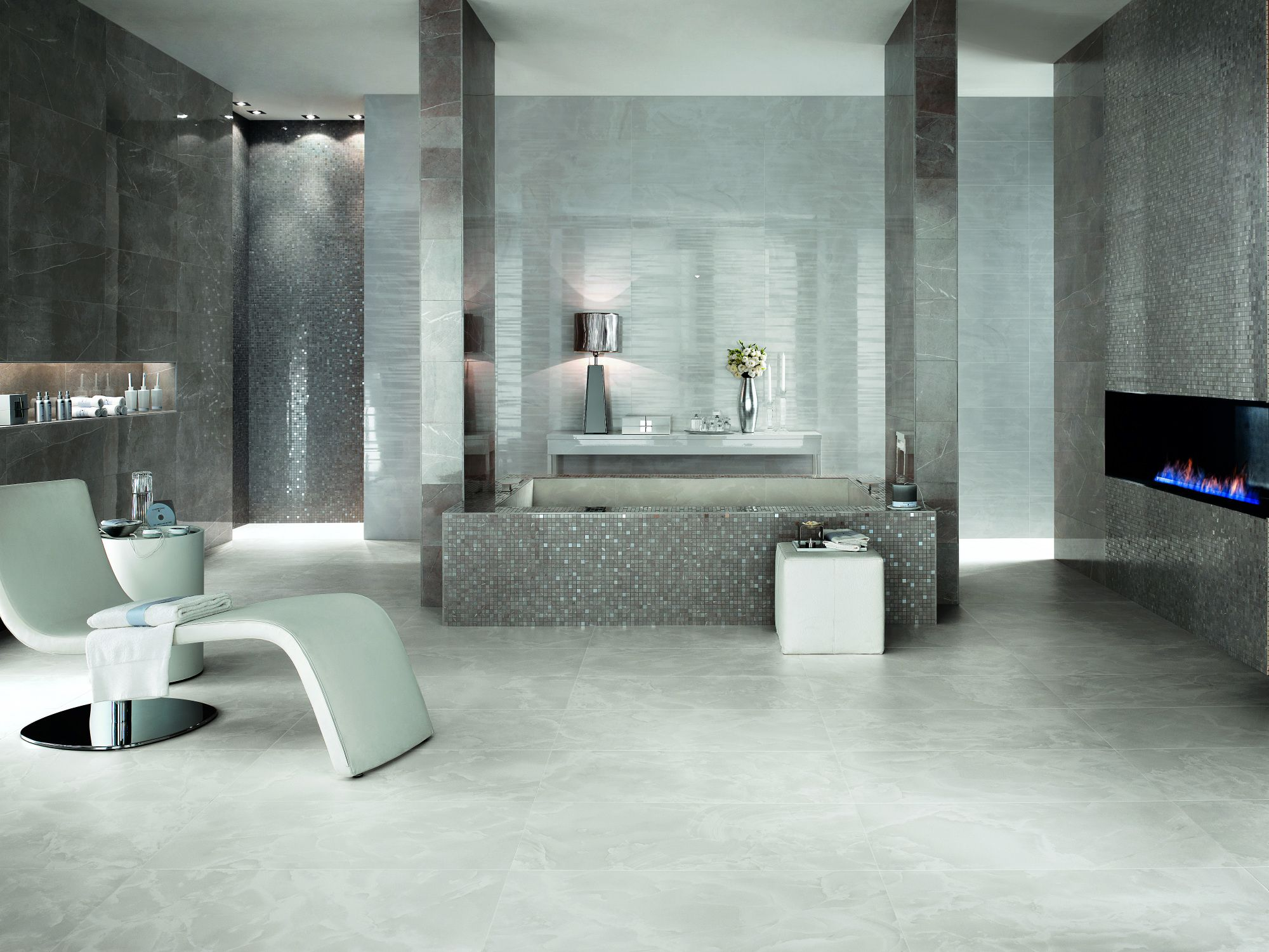 Design Evo Tiles Minoli Evolution Marvel Floor Tiles Marvel Moon Onyx