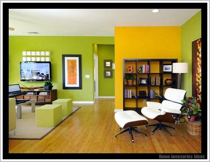Wandgestaltung Mit Farbe Wohnzimmer Grün - http - wohnzimmer bilder grun