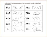 Printables. Triangle Congruence Worksheet. Kigose ...