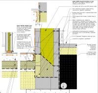Passive House Pharmacy Construction Update  Cavity wall ...