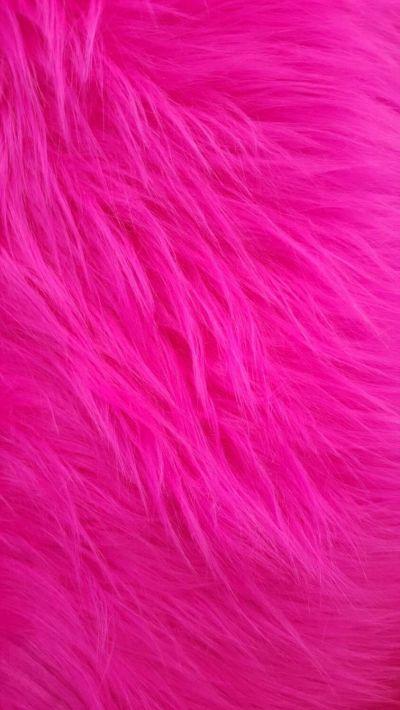Shaggy Faux Fur / Fuchsia Fabric by the yard | Fake fur fabric, Fake fur and Shaggy