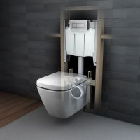 wall hung toilet images | wall hung toilet with tank ...