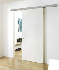 Comfortable Chic And Creative Interior Sliding Door Design ...