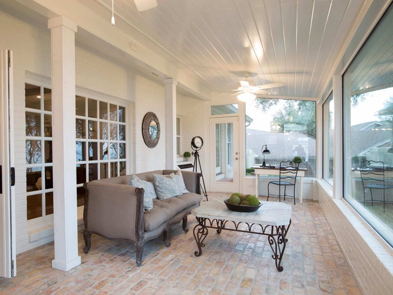 French Country Joanna Gaines Living Room Creating French Country In The Texas Suburbs Brick
