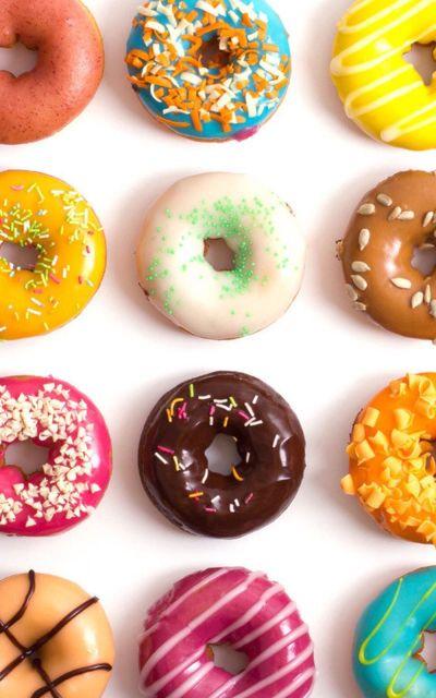 Fondo de pantalla dona (donut).- \u2026 | Pinteres\u2026 | Epic Car Wallpapers | Pinterest | Donuts