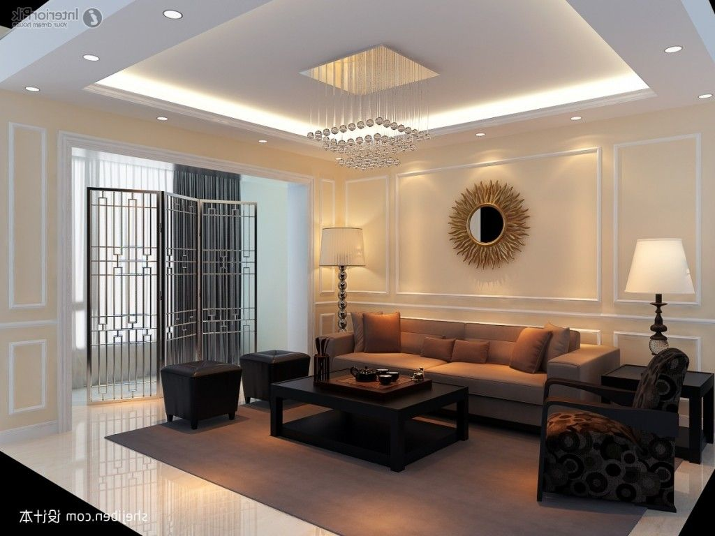 Bedroom Ceiling Interior Modern Gypsum Ceiling Designs For Bedroom Picture