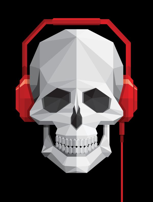Awesome Cute Skull Wallpapers Best 25 Skull Headphones Ideas On Pinterest Skulls