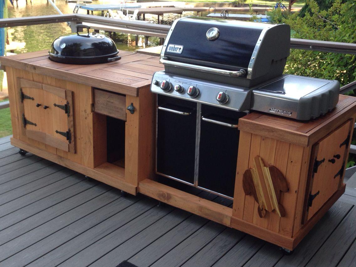 Weber Outdoor Küche Rezepte : Outdoor küche weber rezept leichte küche abend outdoor küche