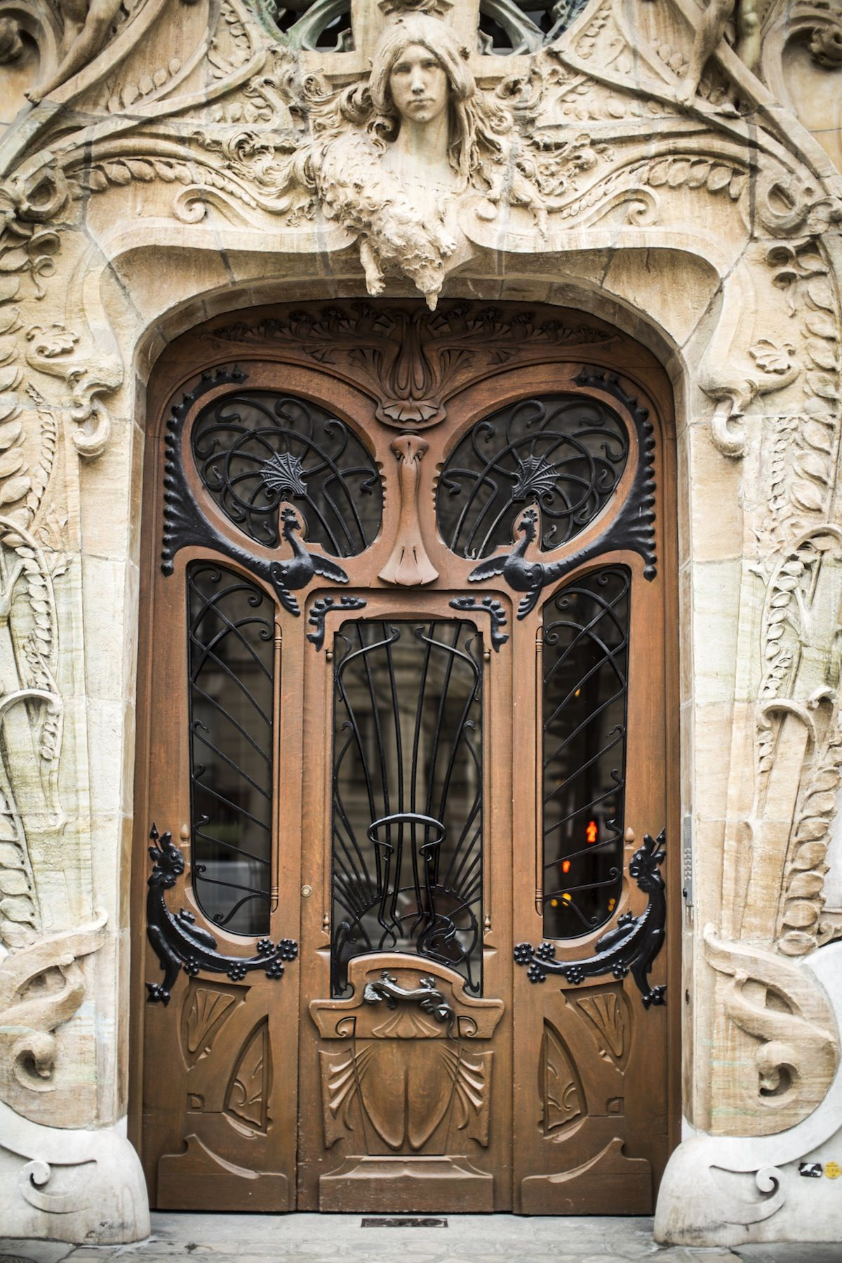 Arts Deco Paris Art Nouveau In Paris Art Nouveau Pinterest