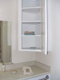 bathroom corner cabinet | For the Home | Pinterest ...