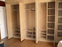 Wall To Wall Closet Plans | Knee Wall Room | Pinterest ...