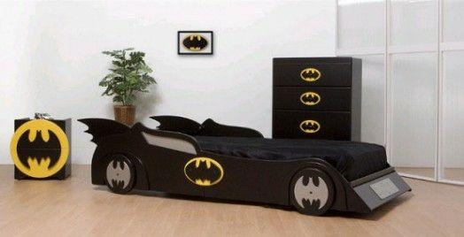 Kinderzimmer gestalten u2013 20 Kinderbetten für coole Jungs wie Autos - kinderzimmer junge auto