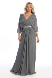 20 Best Plus Size Prom Dresses to Choose | Gray dress ...