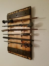 Harry Potter Wand Holder, Holds 1 to 12 Wands , Wand Rack