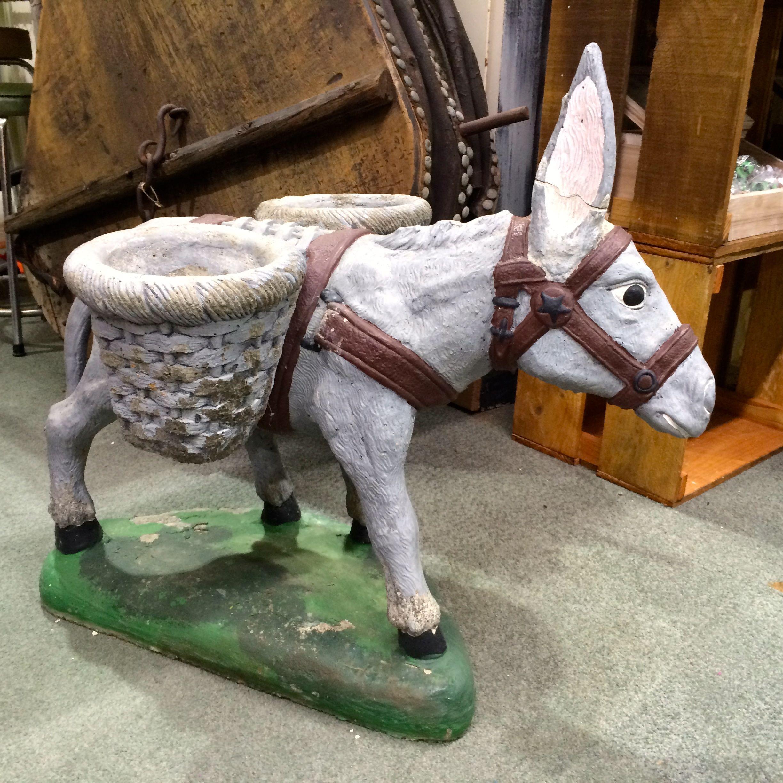 donkey garden ornaments