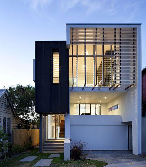 Modern house designs - New Modern Home Design u2013 MIHOZ Houses I - modern small house design