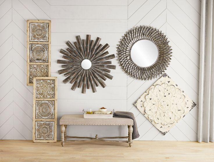 Wall decor \ mirrors #SteinMart #SummerHome Summer Home Style - home decor mirrors