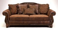 Buy Low Price ivgStores Furniture Faux Leather & Tapestry ...