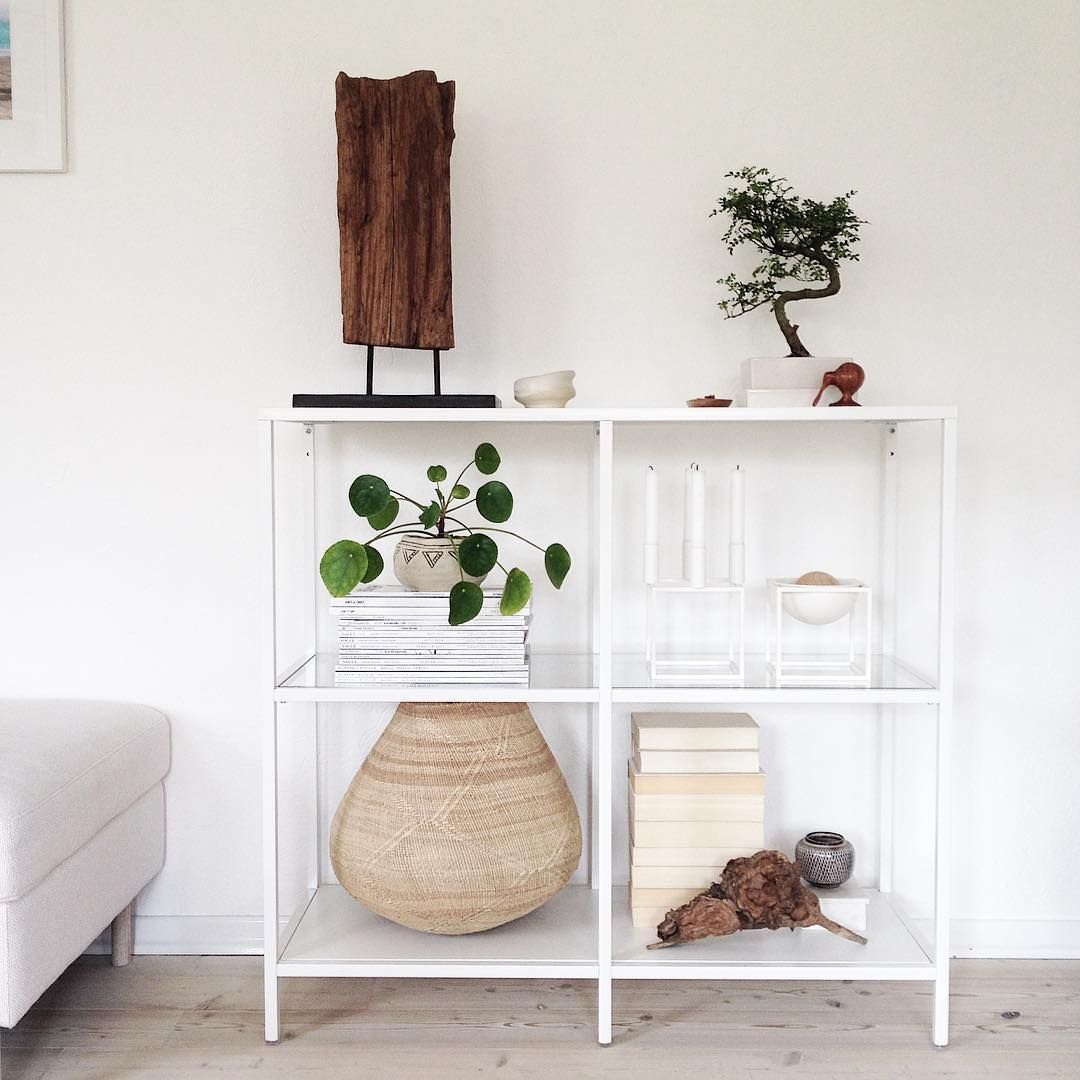 Im Wohnzimmer It S All About Interior Pinterest Living Room Ikea 39vittsjö 39 Shelf Heimatbaum I K E A Pinterest