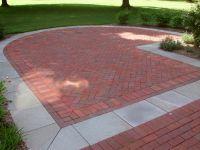red brick patio designs | Balconys and Patios | Pinterest ...