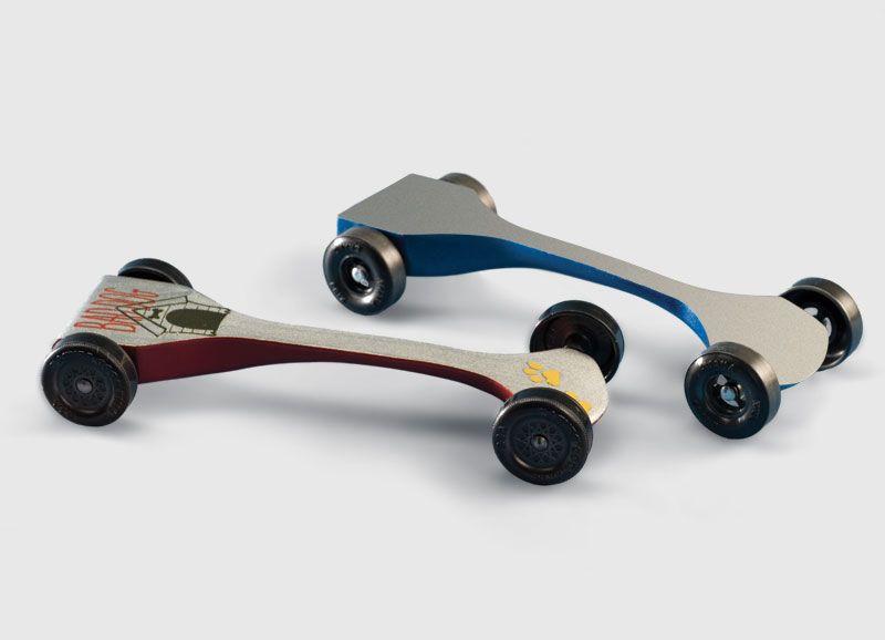 Speed Swoop Pattern Pinewood Derby Cars Pinterest Pinewood - pinewood derby template