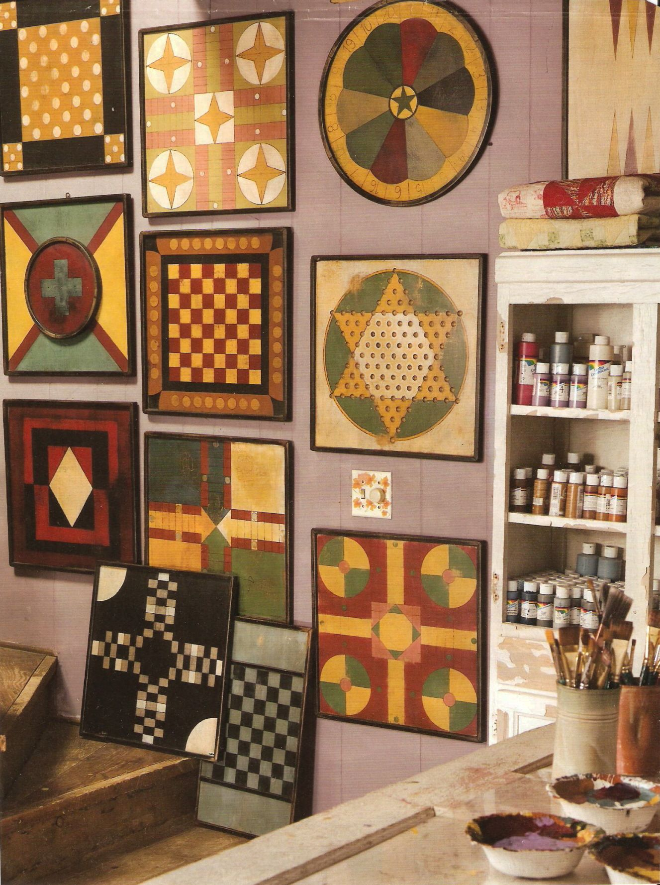 Decorative Game Boards Gameboards Not This Many But I Do Want Some In The