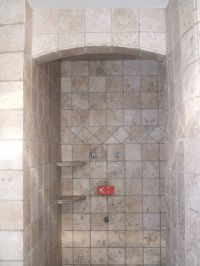 Terrific Ceramic Tile Shower Ideas Small Bathrooms With ...