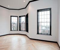 Design Inspiration | Black trim, Black and House