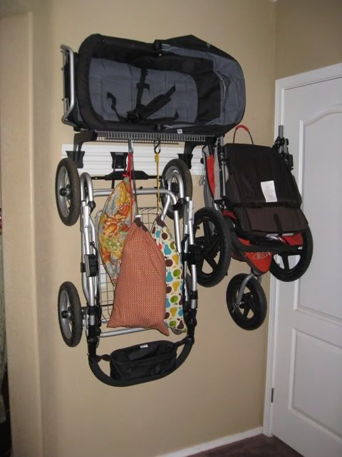 Bugaboo Jogging Pram Wall Hanging Strollers Authors Denise Alan Fields