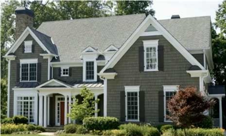 Exterior paint combinations on pinterest split level