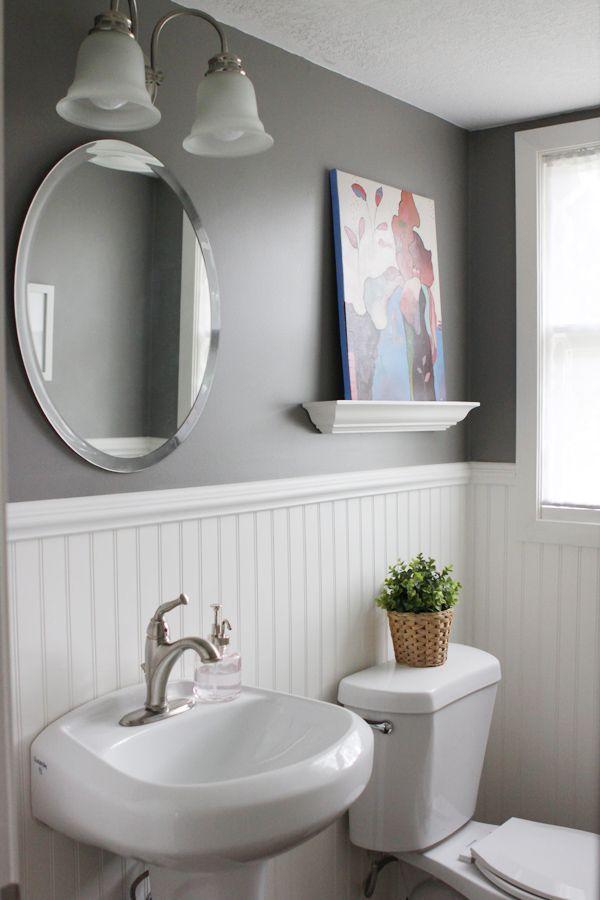 1000+ ideas about Bead Board Walls on Pinterest Bead Board - beadboard bathroom ideas