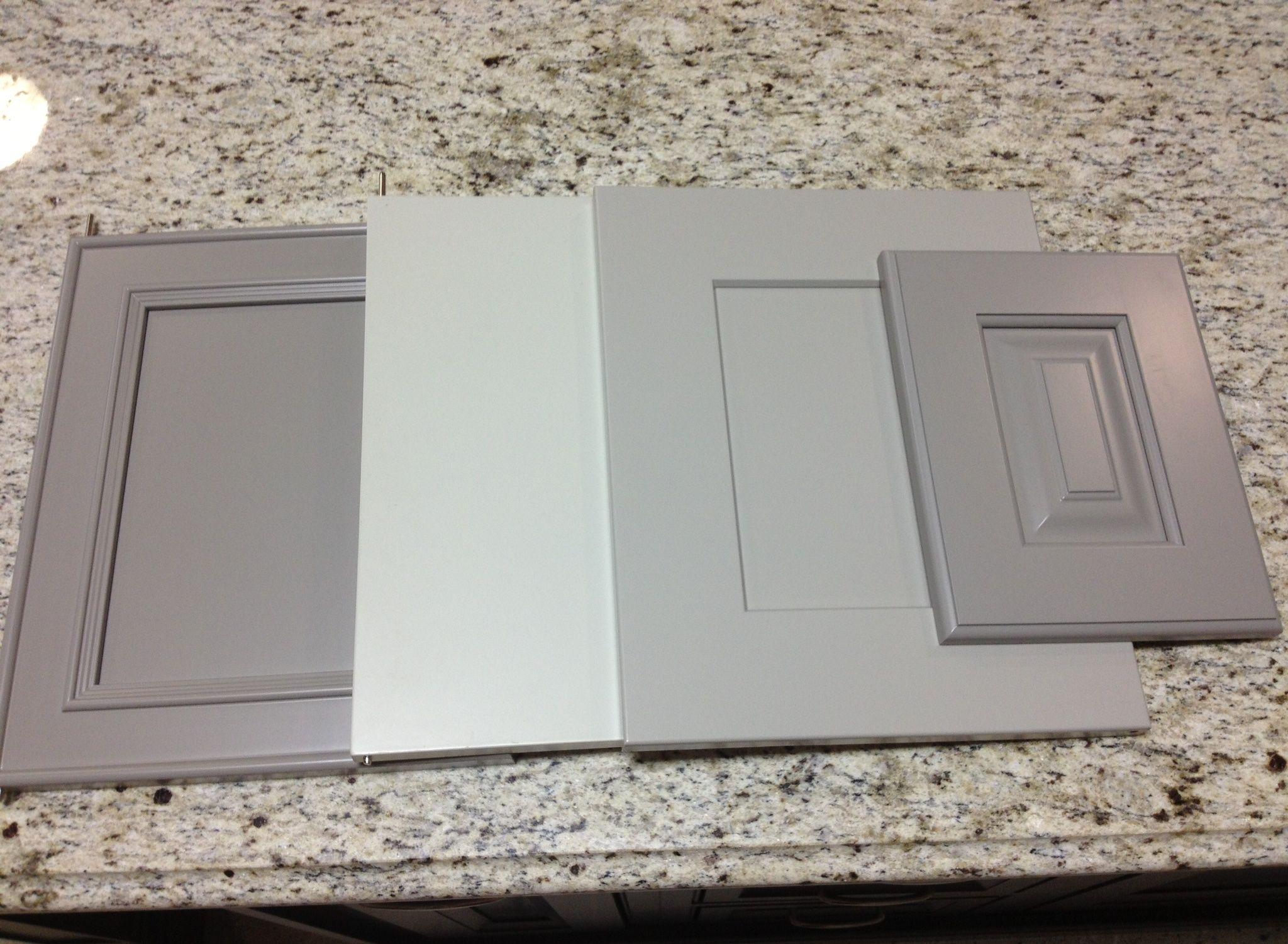 grey kitchen cabinets gray cabinets black counters slate herringbone floor marble hex backsplash accent Kitchen Design Pinterest Gray cabinets Gray kitchens and Custom
