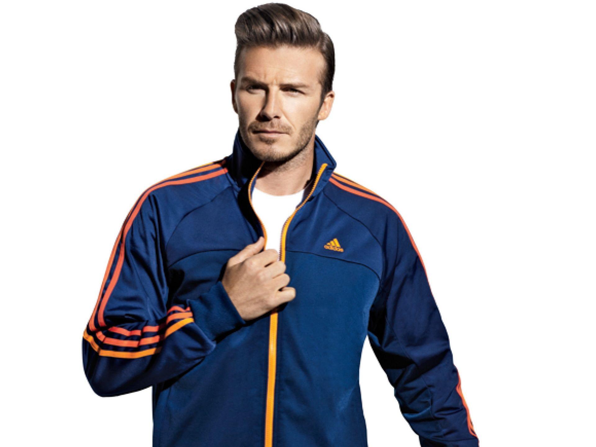 American Football Quotes Wallpaper David Beckham Blue Adidas David Beckham Wallpaper