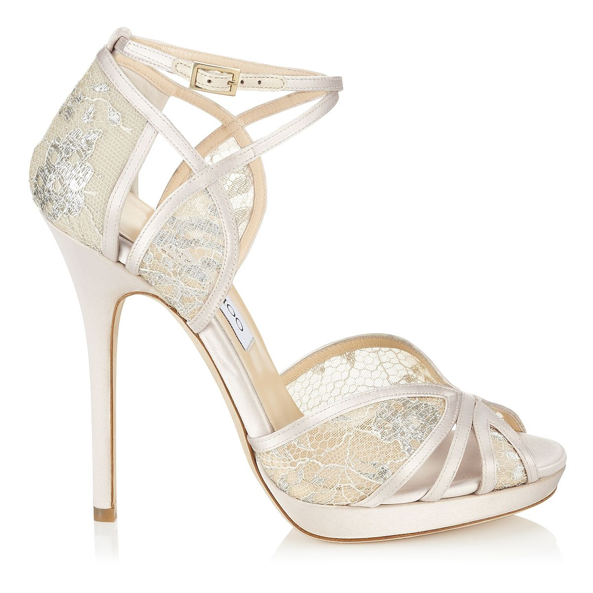 wedding sandals for bride Wedding shoes to die for by Jimmy Choo JimmyChoo weddingshoes shoes