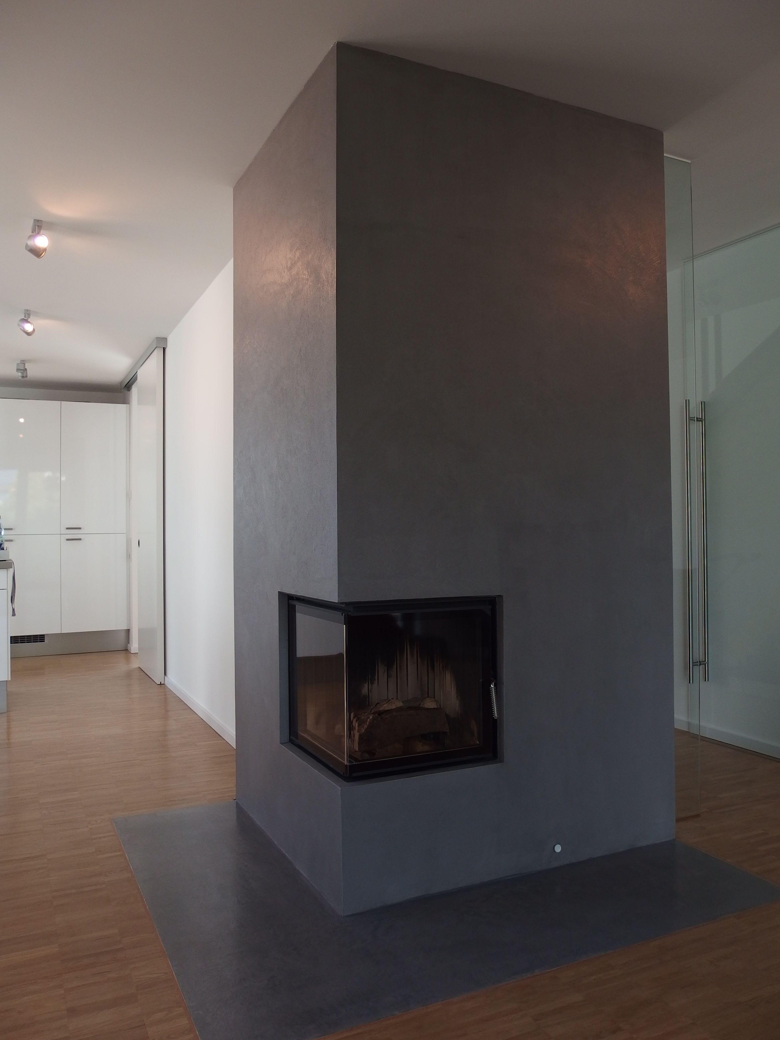 Kamin Attrappe Modern