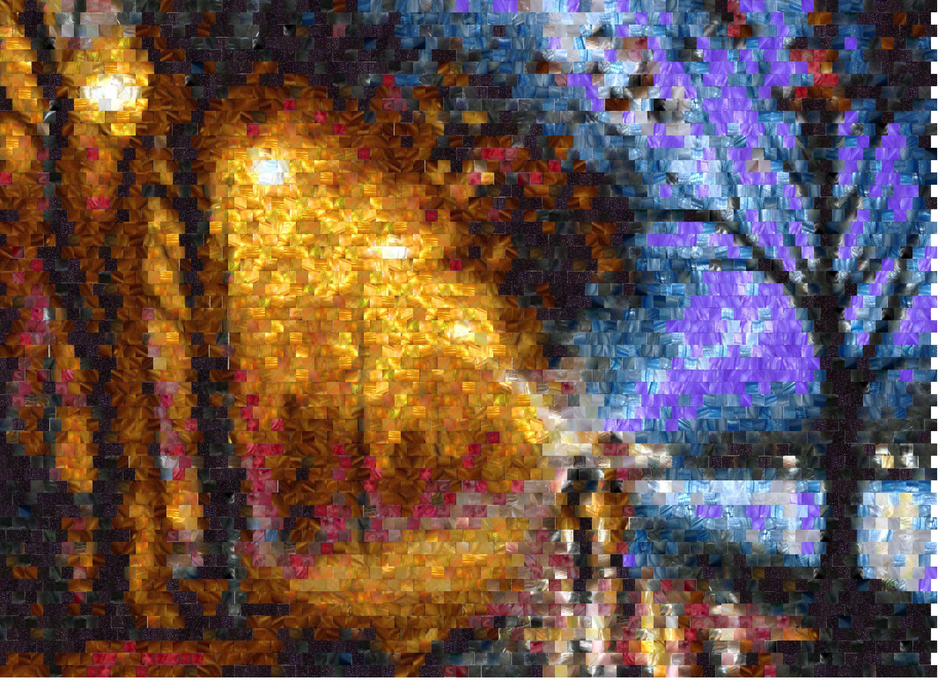 Easy Mosaic Photomosaic Tile Mosaic Software Tile