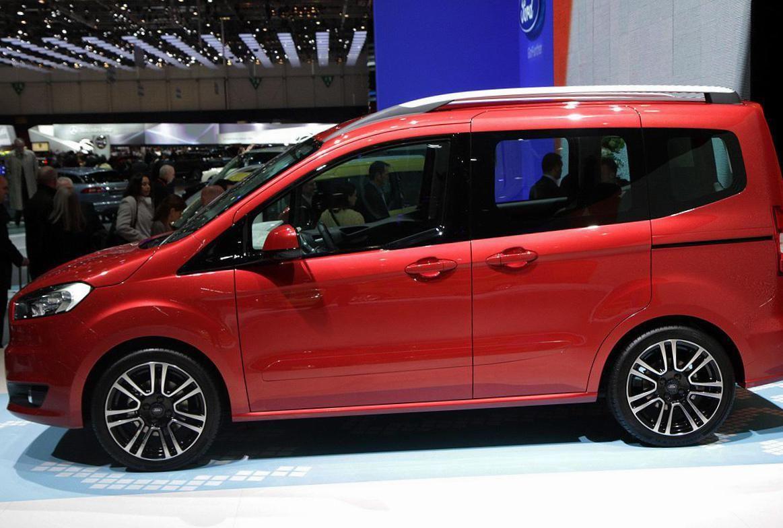 Ford tourneo courier lease http autotras com