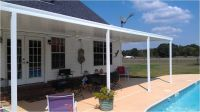 Pool patio cover | NE 11th | Pinterest | Patios, Deck ...