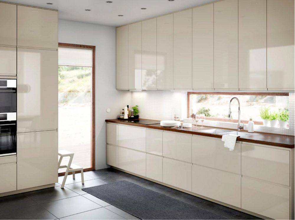3 Things to Know Before You Design Your European Style Kitchen - beige kuche