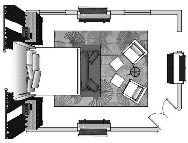 Furniture Layout Plans. Bedroom Layout Planner Free Aecfbe