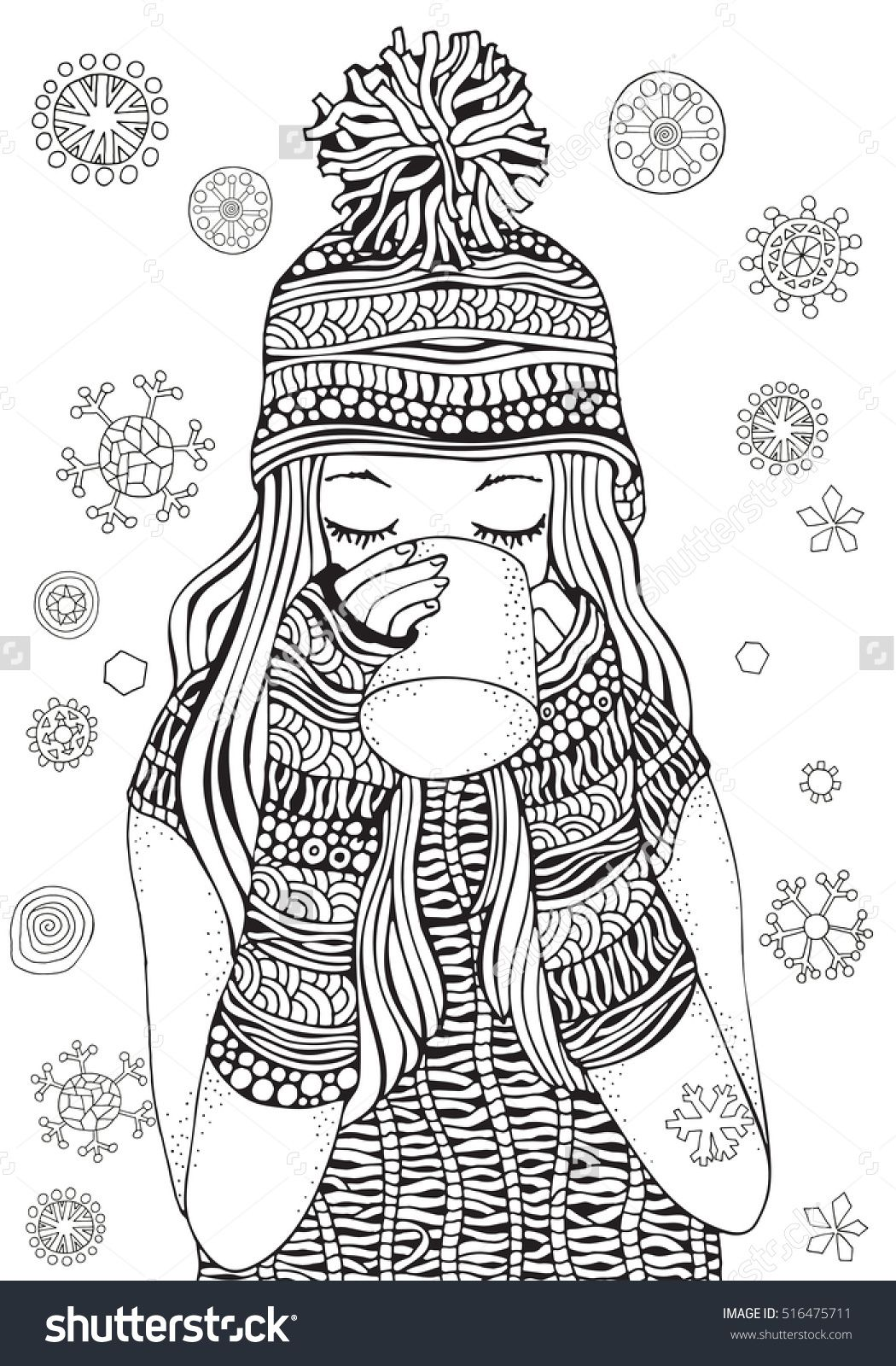 Free Printable Coloring Pages For Teens Fashion Free