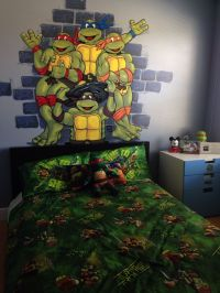 Painted Wall Murals For Kids. diy wall murals modern ...