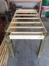 How to Make Your Own Farmhouse Table! | Farmhouse table ...