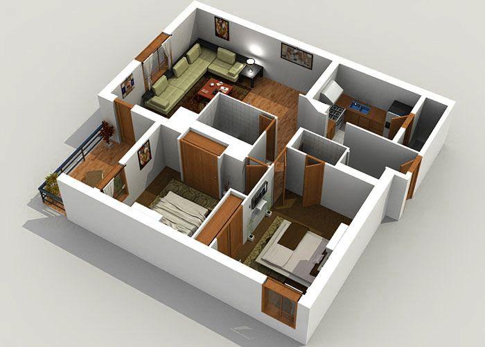 Image for Home Design Plans 3D Tips Maureen 1 Pinterest - 3d house plans