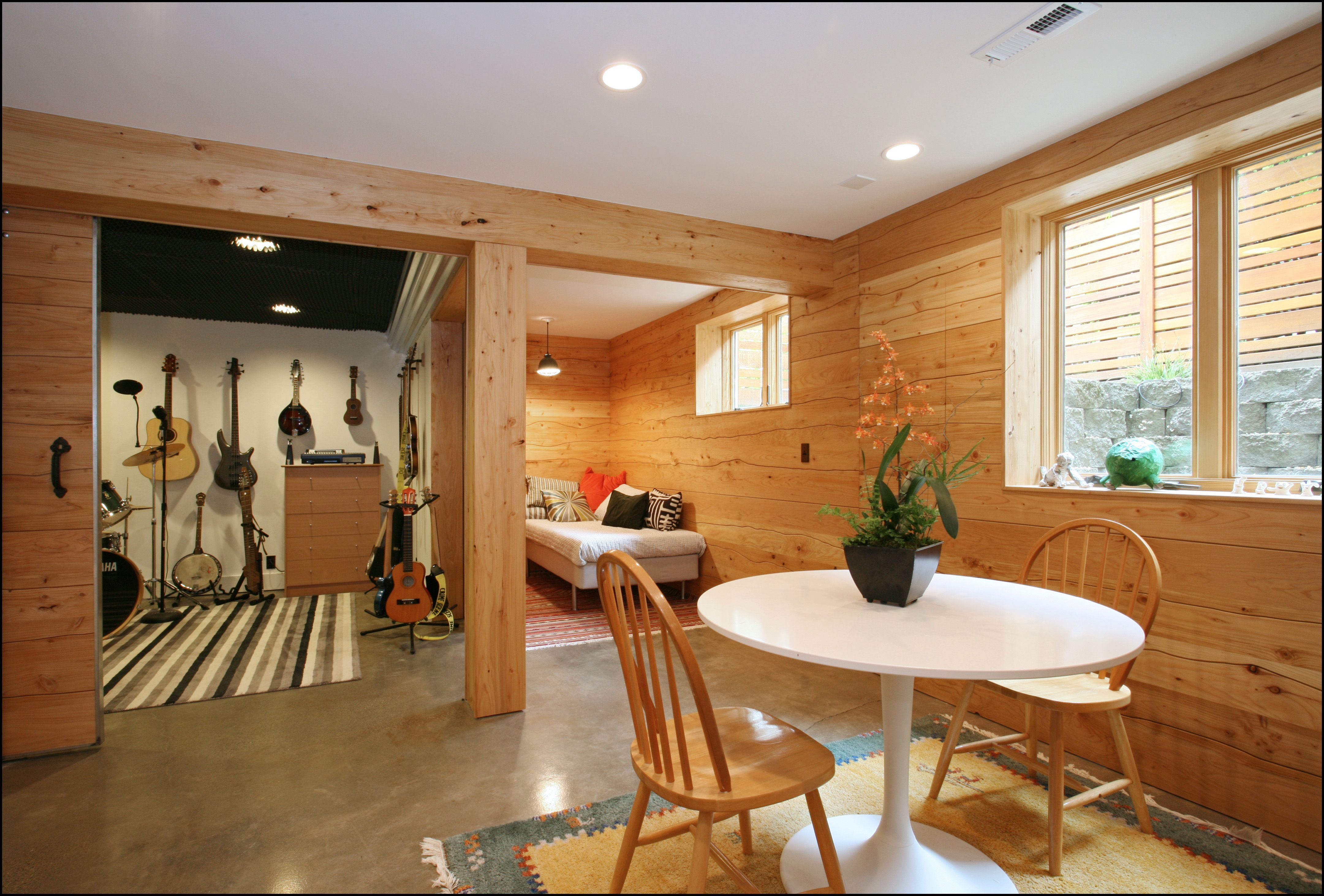 Unfinished Wood Wall Unfinished Basement Wall Ideas Unfinished Oak Wood