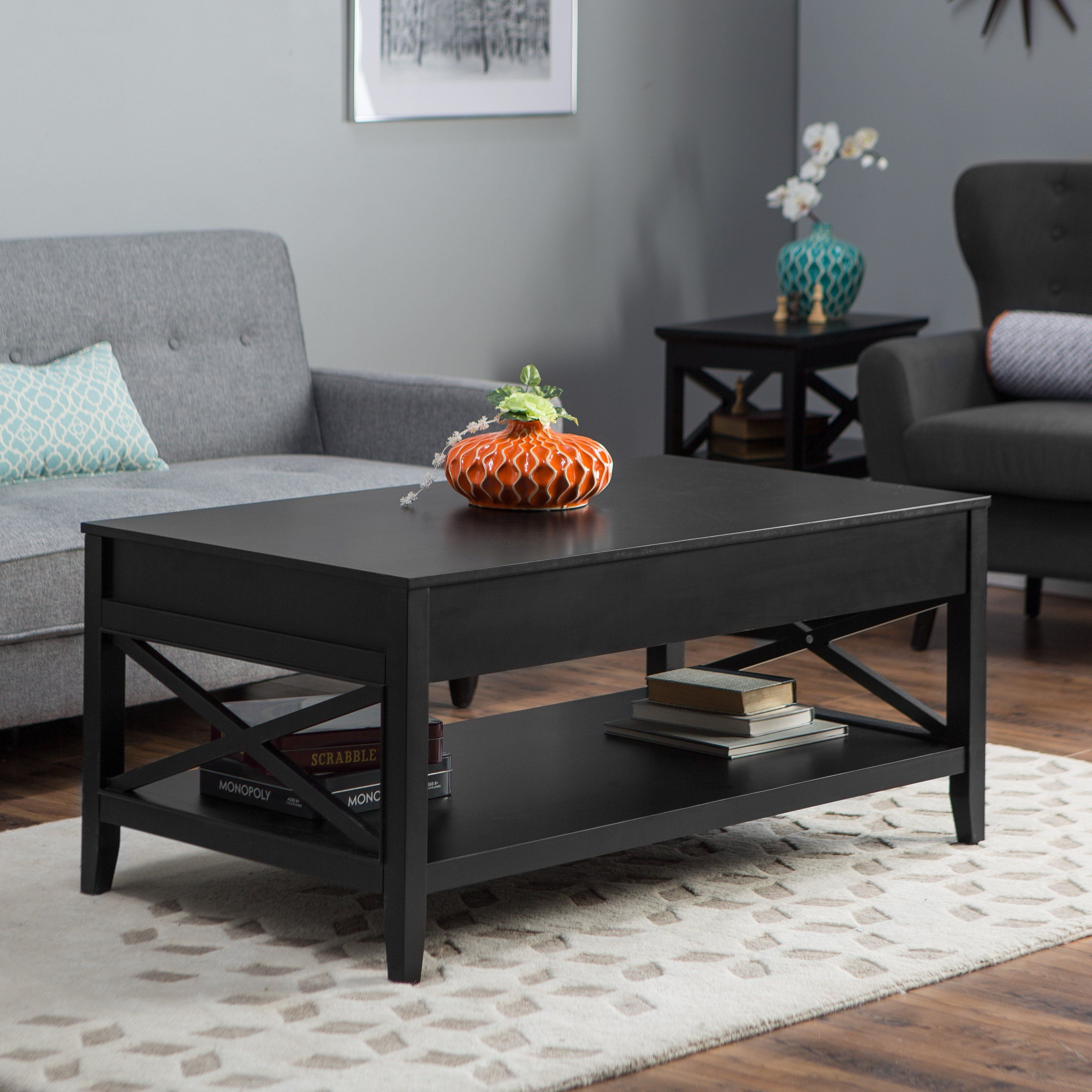 Black Living Room Table Have To Have It Belham Living Hampton Lift Top Coffee