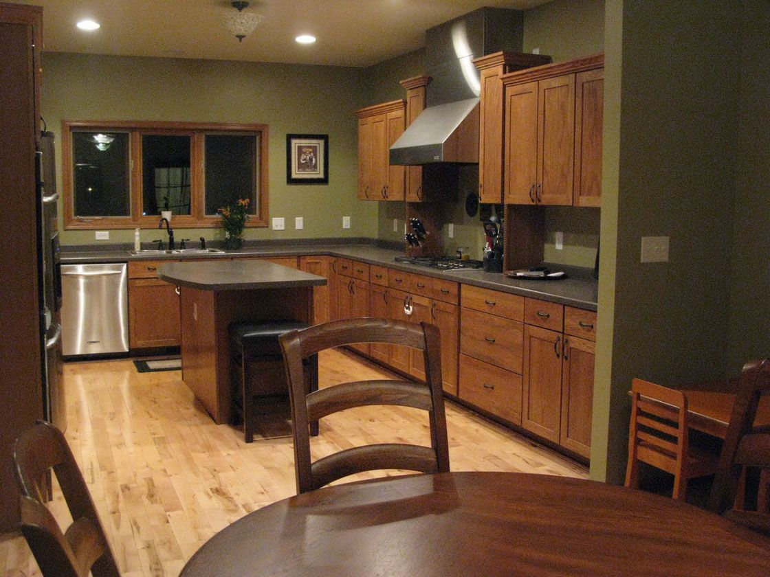 Basement Kitchen Layouts Color For Your Basement