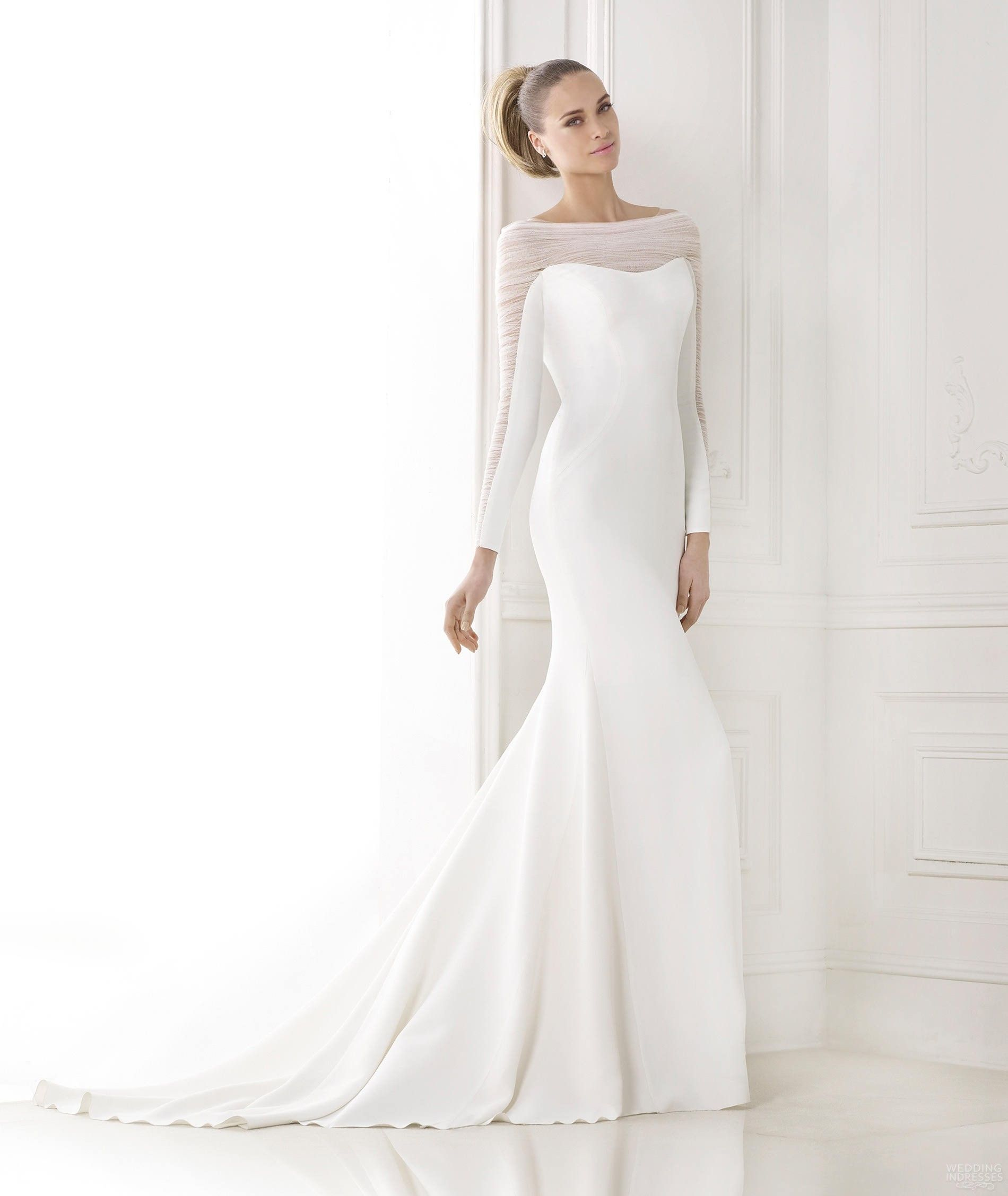 wedding dress long sleeve Long Sleeve Wedding Dresses Los Angeles and long sleeve wedding dresses birmingham