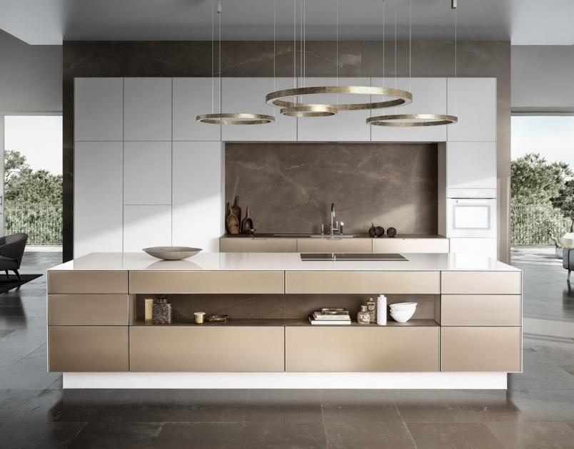 Arbeitsplatten für die Küche - Aus Holz, Naturstein und Keramik - designer schranke holz keramik