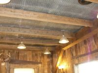 Reclaimed tin ceiling - perfect for the kitchen - have ...